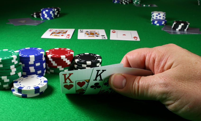 Le donne del texas holdem