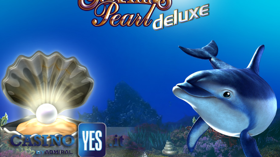 Slot Dolphins Pearl Deluxe Gratis