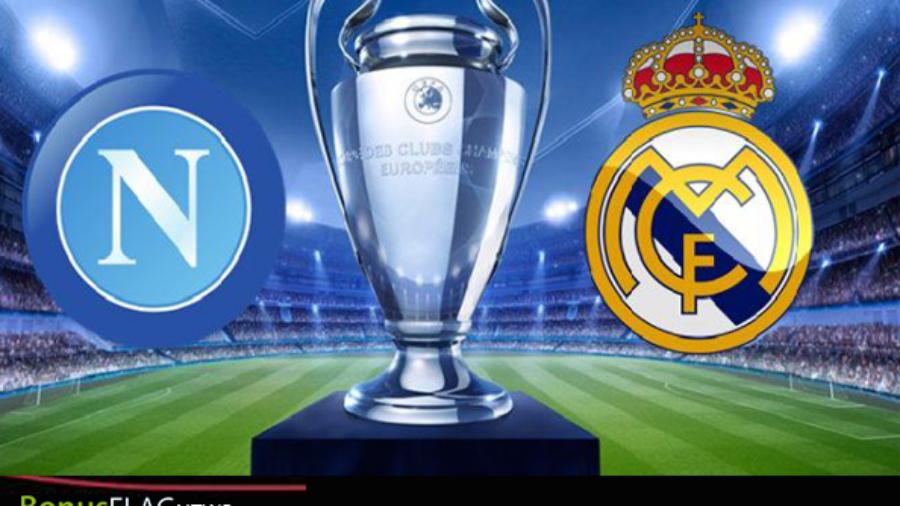 CHAMPIONS-LEAGUE-NAPOLI-REAL-MADRID